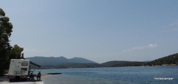 Μηλιές Πηλίου, από το βουνό στηθάλασσα