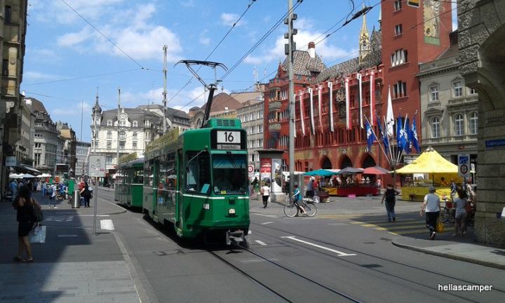 Ελβετία, (Βασιλεία)