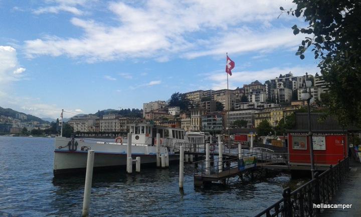Ελβετία,(Lugano)