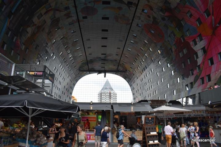 Στο Rotterdam απολαύσαμε φουτουριστικήατμόσφαιρα